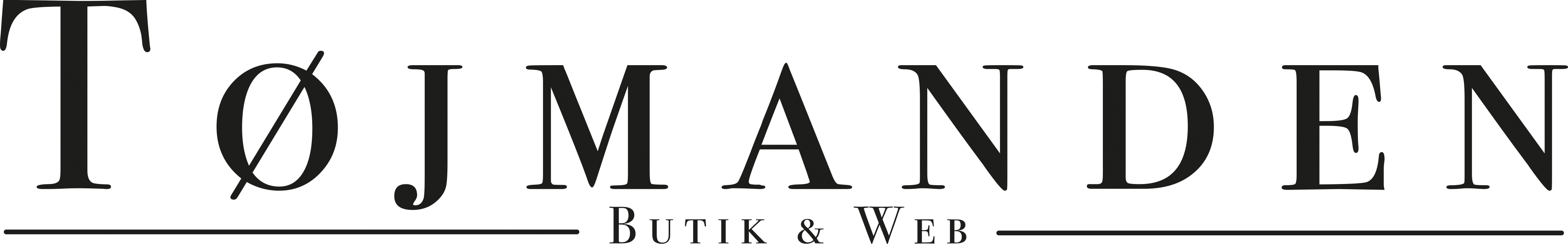 Tøjmanden.dk – Butik & Webshop i Rudkøbing
