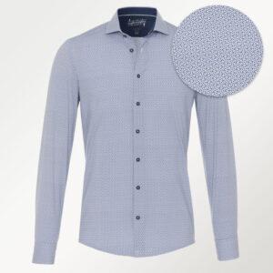 Pure skjorte - antibakteriel, åndbar, svedabsorberende og med masser af stræk